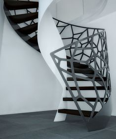 Galleria foto - Ringhiere design: forme moderne Foto 6