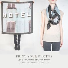 Print your photos II via besotted blog