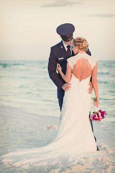 Maggie Bride Rachel wearing Karena Royale... stunning! #beachesandgardens