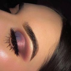 10 Stunning Smokey Eye Makeup Looks Loading. 10 Stunning Smokey Eye Makeup Looks Smokey Eye Makeup Look, Pink Smokey Eye, Dramatic Eye Makeup, Makeup Eye Looks, Colorful Eye Makeup, Eye Makeup Tips, Glam Makeup, Skin Makeup, Makeup Inspo
