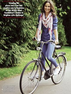 "6/8/2015: ""Pippa Middleton"" in Hello Magazine"