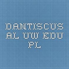 dantiscus.al.uw.edu.pl