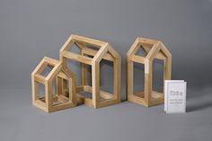 Outline Houses designed by Antonio Serrano Bulnes