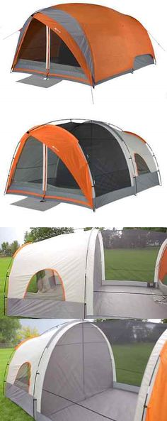 Tent and Canopy Accessories 36120 Tunnel Tent Family C&ing Tents 8 Person Dome 13X9 Ozark & Tent and Canopy Accessories 36120: Coleman Rainfly 14X10 Accessory ...