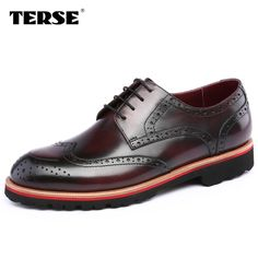 Find More Men's Flats Information about Berluti style 100% Handmade GOODYEAR brogue mens shoes in cowhide leather wholesale factory price OEM Custom made to order,High Quality shoes leather men,China shoes tall men Suppliers, Cheap mens flat sole shoes from Terse bags, shoes and belts on Aliexpress.com