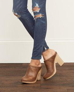 Womens Dolce Vita Ackley Clog | Womens Shoes | Abercrombie.com