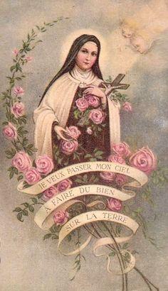 """""""Soframos ainda que com amargura e sem coragem.Jesus também sofreu de tristeza."""" (Santa Teresa de Lisieux)"""