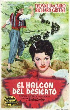 El halcón del desierto (1950) tt0042389 P