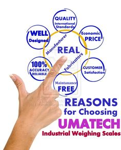 Choose India's Best Weighing Scales Company by UmatechScales.deviantart.com on @deviantART