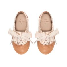 Blucher with crochet detail - Shoes - Baby girl - Kids - ZARA United States cutest ever!