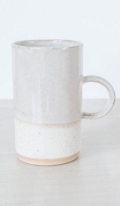 Kati Von Lehman Tall Textured Mug