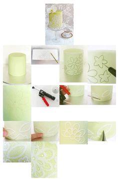 Pastel Filigrana http://cake.corriere.it/2013/06/12/come-realizzare-unelegante-torta-dal-decoro-in-pizzo-filigranato-tutorial/#more-4590