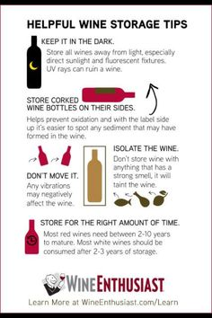 5 Ways You May Be Ruining Your Wine: http://enth.to/1hLaxLh
