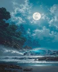 Resultado de imagen para pintura al oleo paisajes faciles