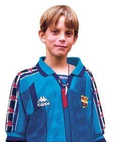 A young Daniel Agger