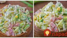 Slovak Recipes, Nasu, Cobb Salad, Potato Salad, Potatoes, Ethnic Recipes, Food, Potato, Essen