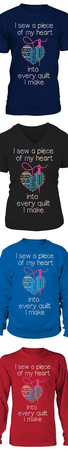 I'm Working On My PHD In Quilting Projects Half Done... Show your love of Quilting with this design printed in the USA. Available in Gildan Cotton T-Shirt / V-Neck / Long-Sleeve / Sweatshirt. US/Canada orders are delivered in 10-14 days.