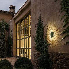 Meridiano Outdoor LED Wall Sconce by Vibia at Lumens.com