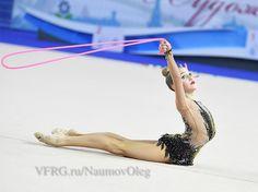 Marina Lobanova (Russia), Russian Nationals 2015
