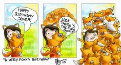 mianite season 2 fan art - Google Search Happy Birthday from the fire foxx family !!