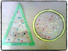 Idées de bricolages de Noël : rétrospective – Mes humeurs créatives by Flo