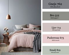 me beautiful bedroom color schemes i. Best Bedroom Colors, Bedroom Colour Palette, Bedroom Color Schemes, Colors For Small Bedrooms, Small Room Bedroom, Gray Bedroom, Home Bedroom, Small Bedroom Inspiration, Paint Colors For Living Room