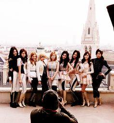 Girls' Generation - The 9 Princesses ♥