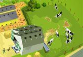 Farmland-peli Suuri osa ruoasta, jota syömme (esimerkiksi liha, maito, juusto ja munat), on peräisin eläimistä. Useimmat näitä ruokia tuottavat eläimet elävät maatiloilla.