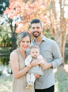 Natural light family photos by J. Layne Photography | 100 Layer Cakelet