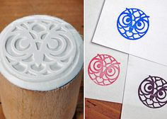 Make your own unique DIY wax seals with Sugru and put your mark on your big day from the get-go with personalised invitations!