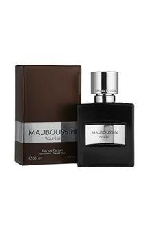 Pour Lui Mauboussin<BR>Eau de parfum 50 ml