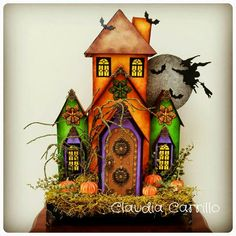 cartonaje halloween - Buscar con Google