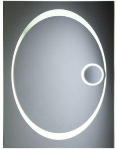 Tavistock Vapour Backlit Mirror With Magnifier