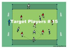 Find a Soccer Possession drills for coaching football and developing passing possession skills in a youth or pro football team. U6 Soccer Drills, Soccer Drills For Kids, Soccer Training Drills, Soccer Workouts, Soccer Practice, Soccer Coaching, Indoor Soccer, Group Games, A Team