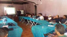 المعهد السوري للإعلام يجري دورة إعلامية ضمت 25 إعلاميا في ريف حماه