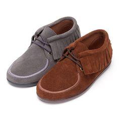 Bottines adultes et Enfants a franges  - Magasin de Chaussure Infantile Pisamonas