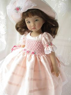 Decidedly Romantic Doll Clothes Boutique by Anne Louise Ruhl