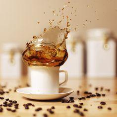 liquid coffee photo.