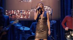 Go backstage with the hit show Nashville's costume designer Susie de Santo and learn how she styles the stars of the hit ABC show with plenty of leather jackets, jewels, boots and jaw-dropping dresses: http://livewelln.co/1j7VKIQ