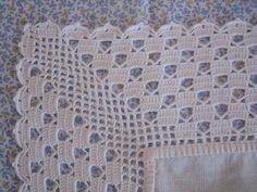 Γγρ│ Magnifique travail au crochet, le blanc est si délicat ! serviettes pour le panier à pain