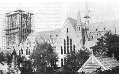 bouw Vitus voor 1800 mensen, ontworpen door P.J.H. Cuypers, in 1892.