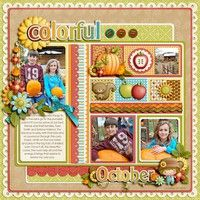A Project by KayM from our Scrapbooking Gallery originally submitted 09/01/11 at 05:19 PM