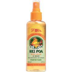 Hei Poa Monoi Dry Oil Spf30 Tiare Spray - Ξηρό λάδι Monoi για Υψηλή Προστασία από τον Ήλιο 150ml. Μάθετε περισσότερα ΕΔΩ: https://www.pharm24.gr/index.php?main_page=product_info&products_id=8055