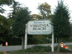 Welcome to Virginia Beach