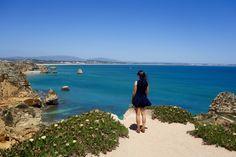 Travel blog on Lagos - Portugal