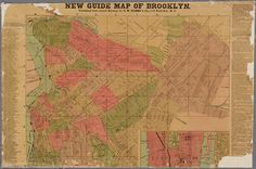 Brooklyn, New York 1896