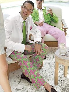 Lilly Pulitzer for men