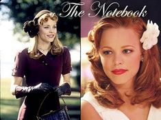 rachel mcadams the notebook - One of the best love storyies of our time!