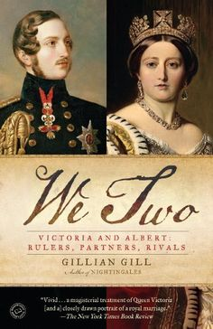 12 history books worth reading, including nonfiction history book ideas like We Two by Gillian Gill.