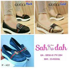 Sepatu Wanita Murah Sepatu Gucci Wanita Terbaru 39cd727049